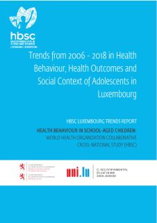 Trends from 2006 - 2018 in Health Behaviour, Health Outcomes and Social Context of Adolescents in Luxembourg